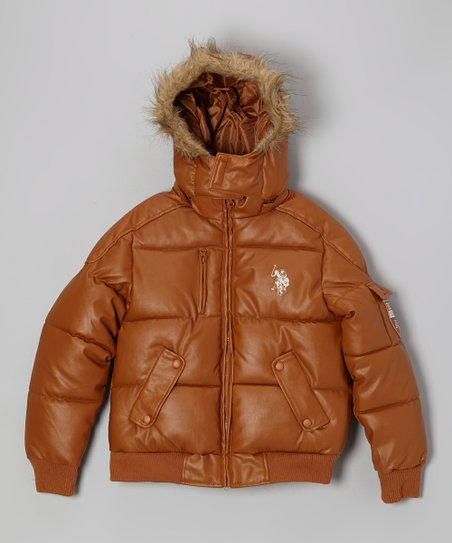 Saddle Heavyweight Quilted Parka