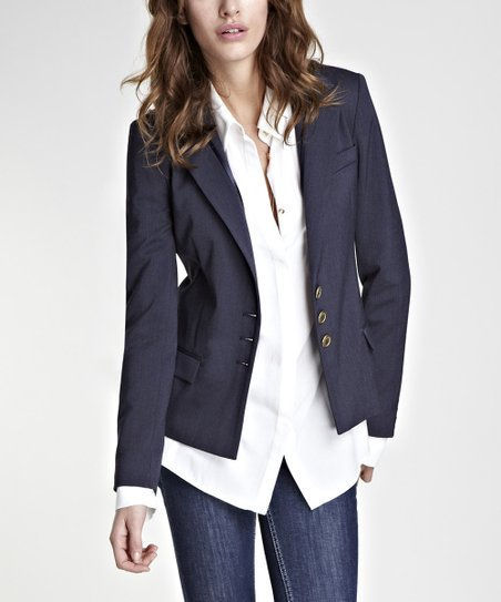 Winter Navy Natalia Blazer