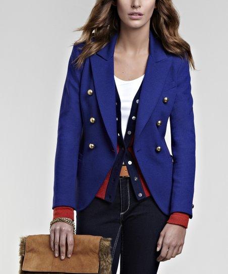 Cobalt Blue Maryna Blazer