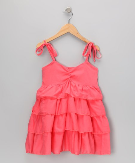 Dubarry Tiered Ruffle Dress