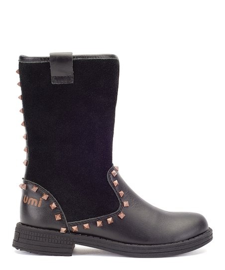 Black Abbie Boot