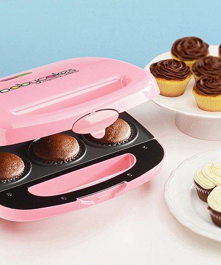 Pink Mini Cupcake Maker