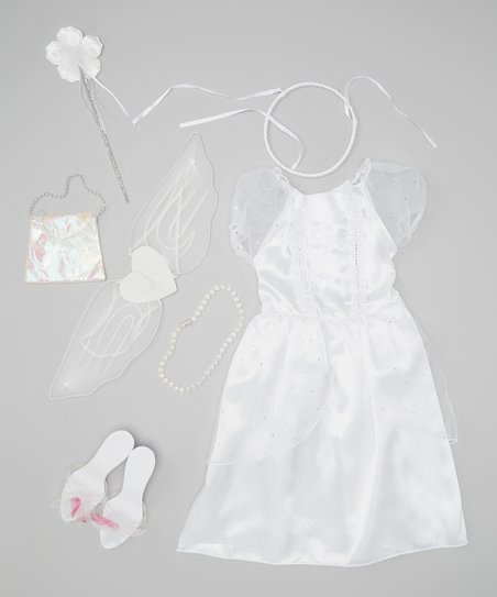 White Angel Dress-Up Set