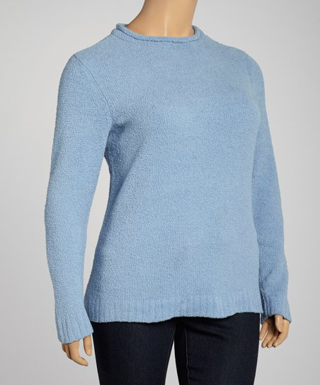 Iceberg Crewneck Sweater - Plus