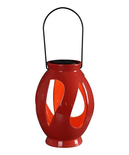 Red Venus Solar Lantern