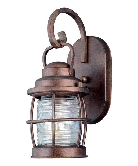 Gilded Copper Dundy 13'' Wall Lantern