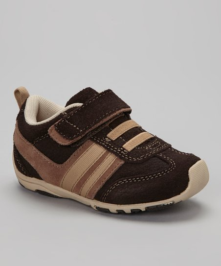 Brown & Cream Frederick Sneaker