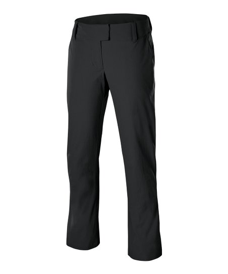 Black Portofino Pants