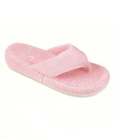 Pink Spa Thong Flip-Flop Slipper – Toddler