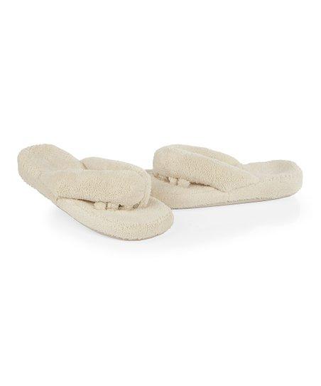 Natural Pedi Spa Thong Slipper – Women