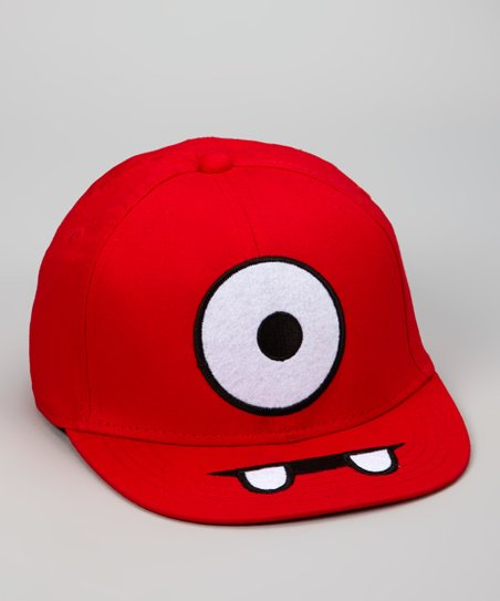 Red Muno Baseball Cap