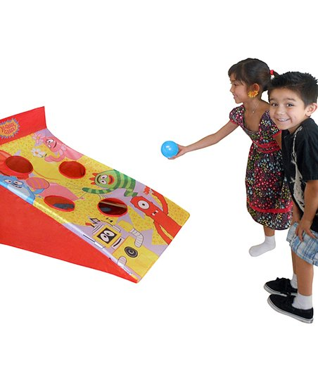 Yo Gabba Gabba! Three-in-One Sport Center