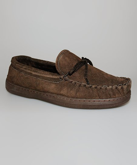 Chocolate Moccasin - Men