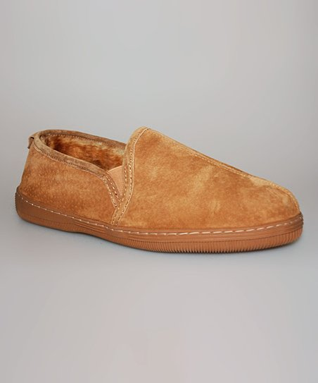 Tan Slip-On Shoe - Men