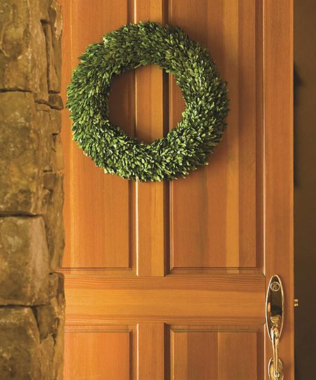 English Boxwood 24'' Wreath