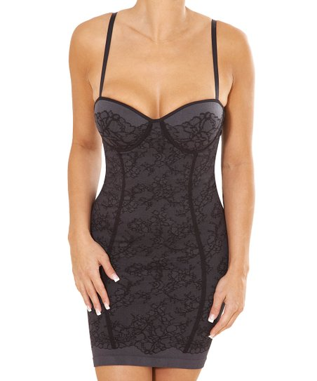 Black Lace Pretty Flawless Slip - Women