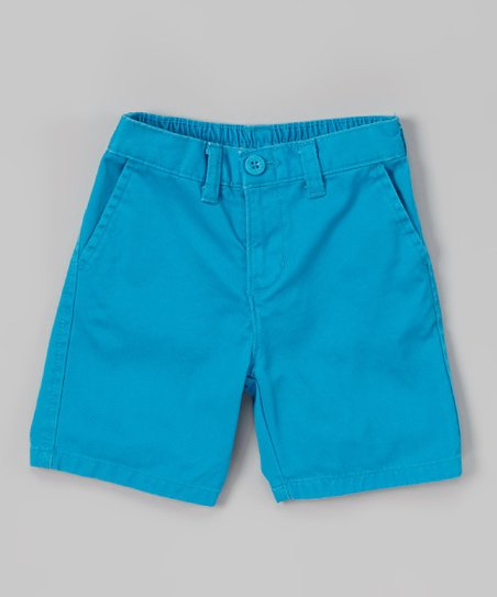 Danube Blue Shorts - Infant & Toddler