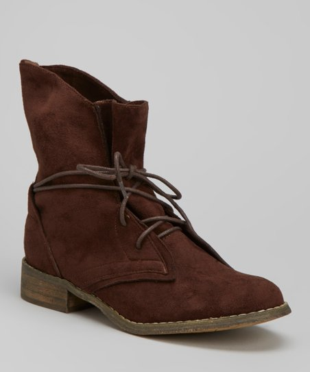 Brown Victoria Boot