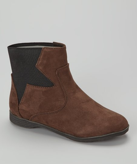 Brown Cimone Ankle Boot