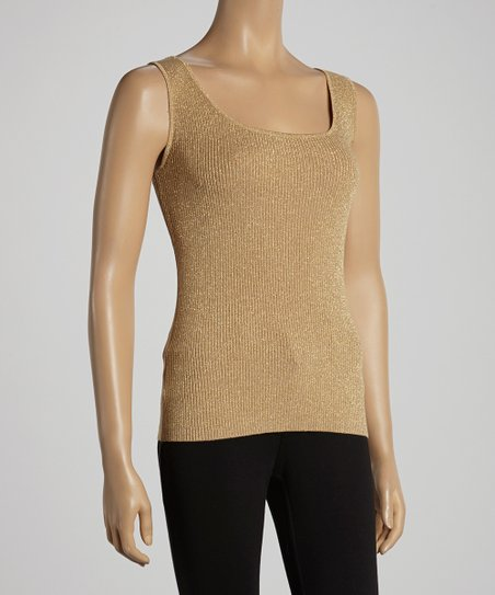 Maple Classic Silk-Blend Tank