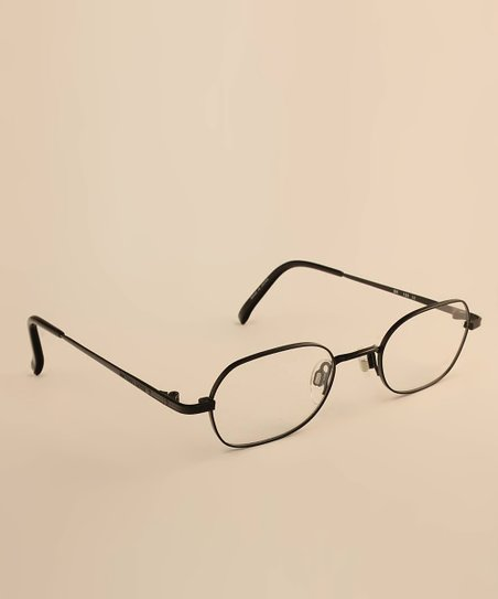 Black Thin Frame 45 mm Eyeglasses
