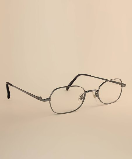 Blue Thin Frame 47 mm Eyeglasses
