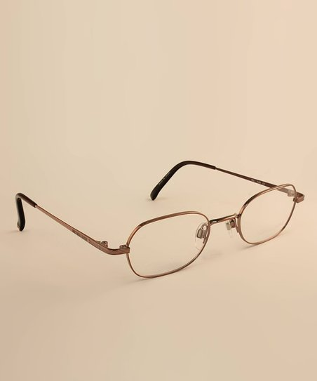 Rose Thin Frame 47 mm Eyeglasses