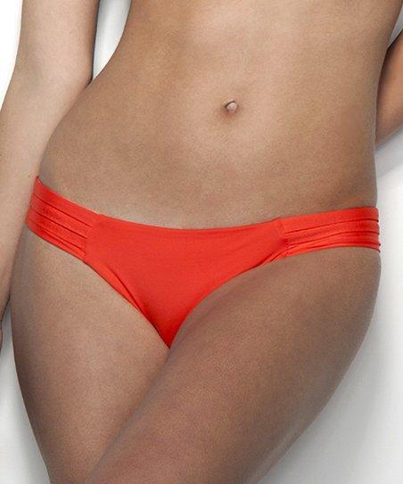 Sweet Tea Ruched Zella Bikini Bottoms