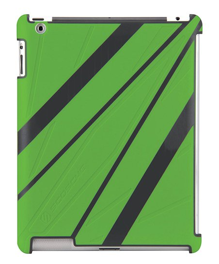 Green sportKASE Case for iPad
