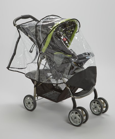 Explorer Double Storm Stroller Cover