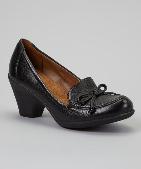 Black Joey Pump - Women