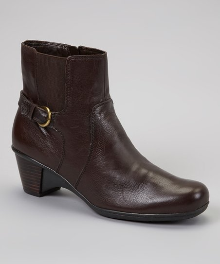 Brown Orah Ankle Boot - Women