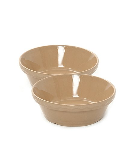 Cane 1-Cup Round Baker - Set of Two