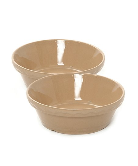 Cane 2-Cup Round Baker - Set of Two