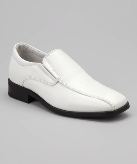 White Upper Eastside Loafer