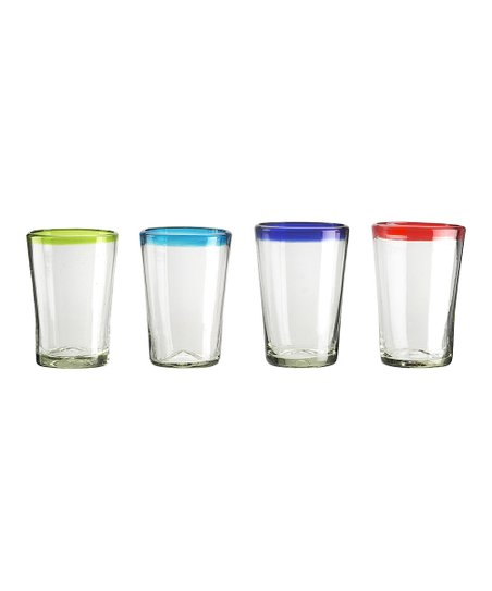 Baja Highball Glass - Set of Four