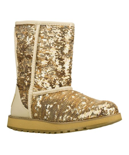 Gold Sparkplug Keepsakes Boot