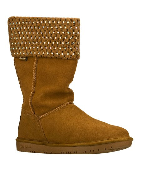 Tan Suede Diamond Shelbys Boot