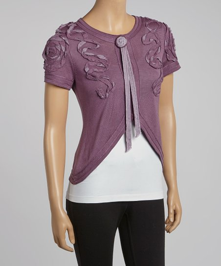 Iris Princess Silk-Blend Cardigan - Women