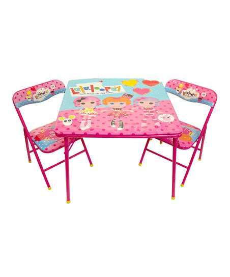Lalaloopsy 'Sew Magical! Sew Cute' Table & Chair Set