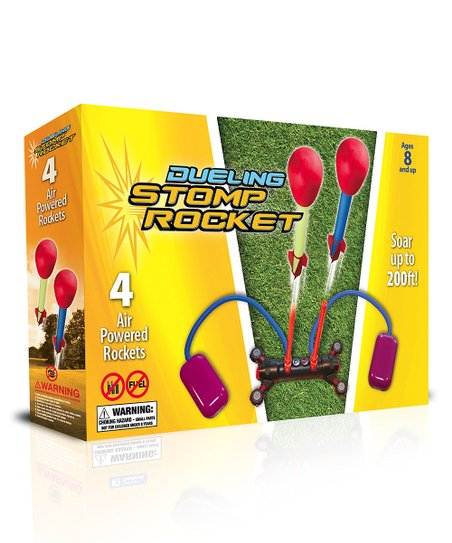 Dueling Stomp Rocket Kit