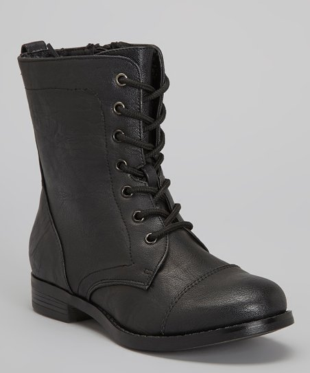 Black Chapter Boot