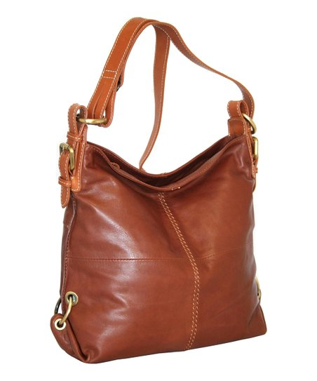 Chestnut West Side Hobo Bag