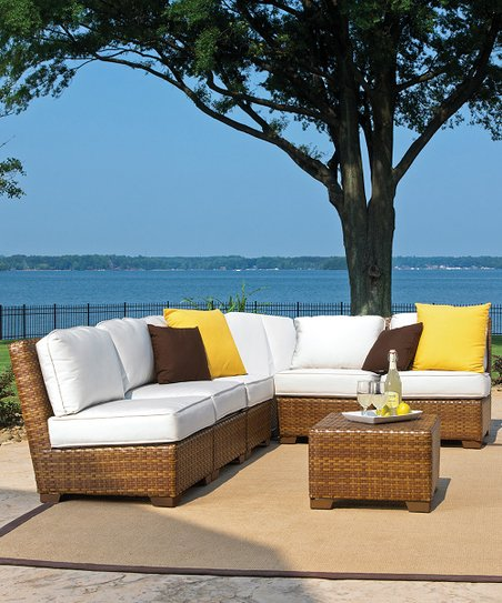 Brown St. Barth Outdoor Furniture
