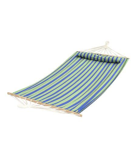 Mediterranean Bliss 48'' Hammock & Pillow