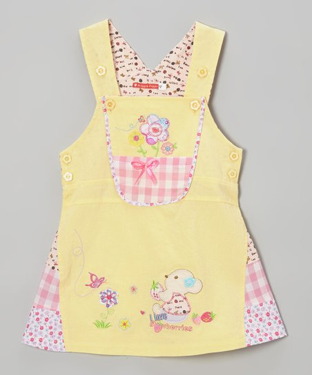 Pink Maggie Peggy Dress - Infant, Toddler & Girls