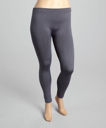 Charcoal Leggings - Plus