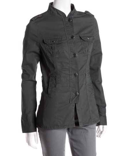 Gray Beckton Jacket