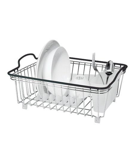 Dish Drainer & Utensil Basket