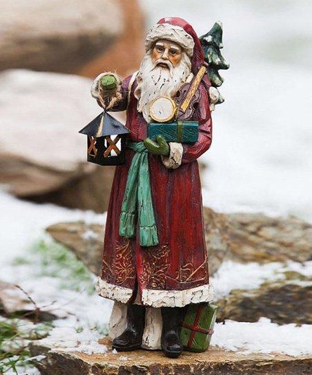 Old World Santa Figurine